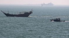 Iran has detained several US sailors after their vessels were stopped in the Gulf, a US official told the BBC.