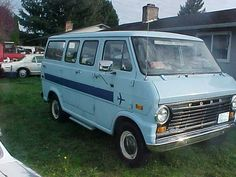 Image result for 1970 ford club wagon Stop Light, Ford, Van, Club, Vehicles, Image, Car, Vans, Vehicle