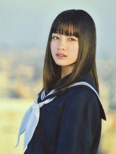 橋本環奈 Cute Japanese, Japanese Beauty, Asian Beauty, Japanese Style, Japanese School Uniform, Aesthetic People, Japan Girl, Japanese Models, Kawaii Girl