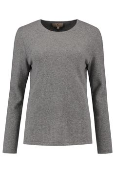 Deze Pullover van C more than Cashmere is cashmere. Cashmere, Men Sweater, Van, Pullover, Grey, Classic, Sweaters, Fashion, Gray