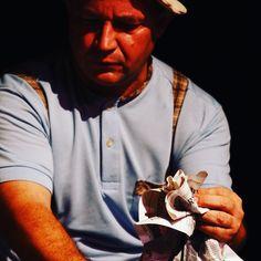 Espetáculo Circo de Bonecos, Claudio Saltini