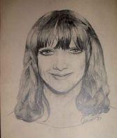 Helen Mirren by fluffyandblonde