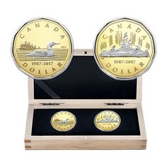 """Canada Releases First-Ever """"Pure Gold"""" Loonie - MTL Blog"""