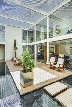 Case Study House #25 is For Sale on the Long Beach Canals - City of Angles - Curbed LA
