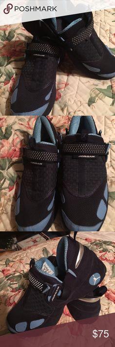 Men's Jordan Trainers Men's Jordan Trainers size 10.5 worn a handful of times. Jordan Shoes Sneakers