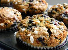 La soupe à la citrouille: Muffins aux myrtilles faciles de Donna Hay