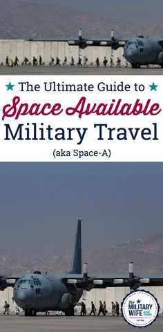 Tired of piecing together information about space-available military travel? Check out this ultimate guide to Space-A and get it all in one convenient spot! Military Homecoming, Military Deployment, Military Girlfriend, Military Love, Military Spouse, Military Families, Military Retirement, Information About Space, Life After High School