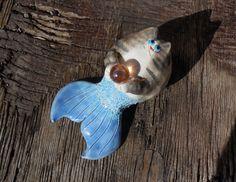 Catfish by Dragonware on Etsy