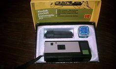 Vintage Kodak Pocket Camera Kit For Sale On eBay