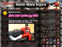 Kevin Ware Injury (kevinwarei) on Pinterest