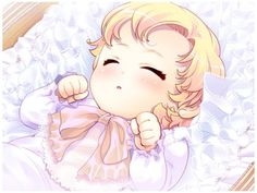 Anime Boys, Anime Child, Anime Girl Cute, Anime Art Girl, Blonde Anime Boy, Blondes Anime Girl, Diabolik Lovers, Kawaii Anime, Bebe Anime