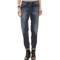"R13 ""Relaxed Skinny"" Jeans at Barneys.com"