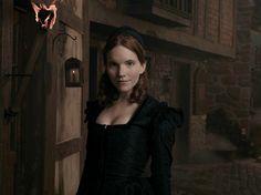 """Tamzin Merchant as Anne Hale in """"Salem"""""""