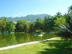 Diez lugares para visitar en Acapulco: Parque Papagayo