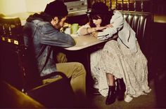 """Sheila Marquez Joins Christopher Abbott of """"Girls"""" for Free People's February Catalogue"""