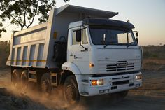 KAMAZ Trucks | Kamaz Motors Ltd