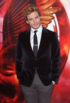Cute Photos of Sam Claflin | POPSUGAR Celebrity UK