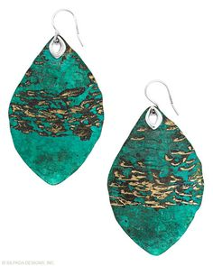 Cayman Earrings, Earrings - Silpada Designs www.mysilpada.com/jennifer.york1