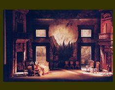 LUCIA DI LAMMERMOOR : Opéra d'Avignon Scénographie et mise en scène A.SELVA (antoineselva.com)