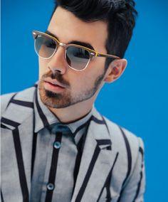 Joe Jonas Covers April issue of SCENE