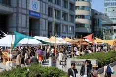 都会の市場・ファーマーズマーケットから見えてきたコミュニティのかたち メディアサーフコミュニケーションズ 後編 東京都 「colocal コロカル」ローカルを学ぶ・暮らす・旅する