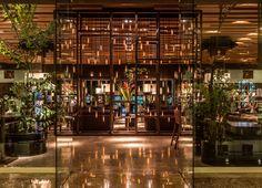 #BarKOI #GVRivieraMaya #GrandVelas #VelasResorts Grand Velas Riviera Maya, Hot Spots, All Inclusive Resorts, Koi, Terrace, Lounge, Indoor, Mansions, Luxury