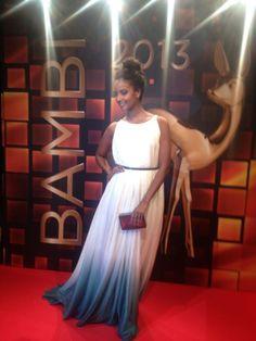Beautiful #Model #SaraNuru styled by #ViolettaVio! #BambiGala #2013 Dress by @Dawid Tomaszewski