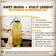 Healthy Juice Drinks, Detox Juice Recipes, Healthy Water, Healthy Juices, Detox Drinks, Healthy Recipes, Health Diet, Health And Nutrition, Natural Cough Remedies