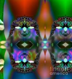 Eyes Everywhere  A fun morphed photo I created, For Sale