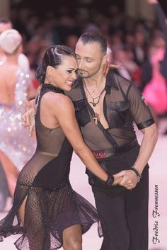 Maurizio Vescova and Andra Vaidilaite - Blackpool Dance Festival Professional Latin June 2016