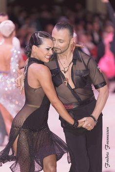 Maurizio Vescova and Andra Vaidilaite - Blackpool Dance Festival Professional Latin June 2016