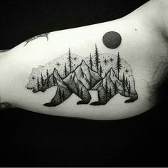 This! But with wolf outline