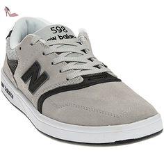 Zapatillas New Balance Numeric: NM 212 Pro Court Skate BK 9 USA / 42.5 EUR n9scReaJH1