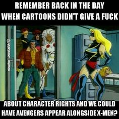 Good morning! I miss X-Men: The Animated Series it had so much good to it. All…