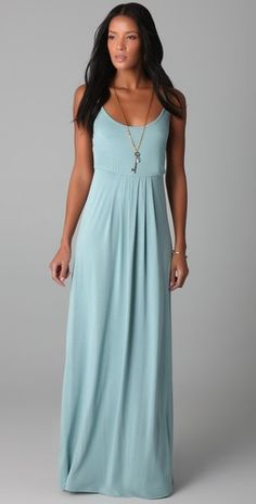 love this color and dress