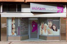 Clínica Dental Miriam Martínez. | Onvinilo Comunicación Visual - Blog