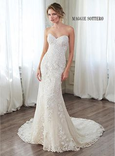 Maggie Sottero Haute Couture - Party Dress Express | 657 Quarry Street | Fall River, MA | or online at www.PartyDressExpress.com