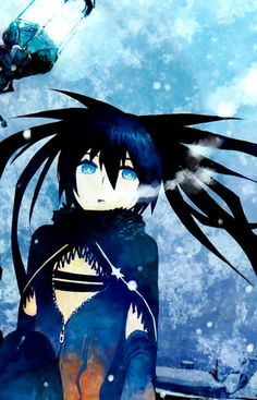 Black Rock Shooter favourites by personaguy on DeviantArt