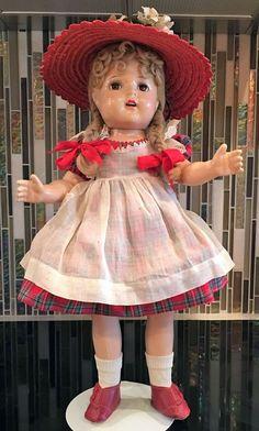 Dolls Madame Alexander Mcguffey Ana Bright Luster