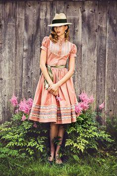 Lena Hoschek Tradition Gretl Kleid