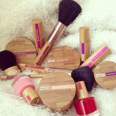Producten van ZAO make up