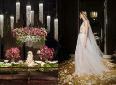 Bourgeois Boehmian Wedding