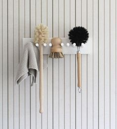 Father Rabbit | Kitchen Brush Rack – Father Rabbit Limited