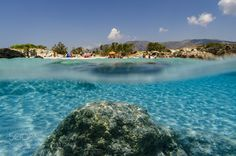 Elafonisi beach Chania, Crete island Greece Shared by GeorgePapapostolou on June 2016 at Link Crete Island Greece, Places To Travel, Places To Visit, Places In Greece, Underwater World, Underwater Photography, Greek Islands, Beautiful Places, Nature