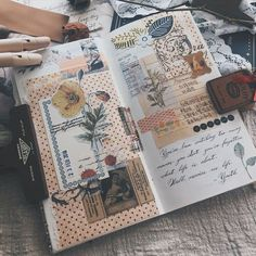 Trendy travel journal pages Ideas - Travel World Junk Journal, Travel Journal Pages, Bullet Journal Ideas Pages, Bullet Journal Inspiration, Art Journal Pages, Art Journals, Sketchbook Inspiration, Journal Covers, Scrapbook Journal