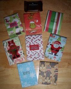 Matchbook Stocking Stuffers featuring Ghirardelli chocolates