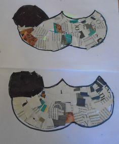 5ο ΝΗΠΙΑΓΩΓΕΙΟ ΚΑΛΑΜΑΤΑΣ-ΤΣΑΡΟΥΧΙΑ ΜΕ ΕΦΗΜΕΡΙΔΑ Kindergarten, Crafts, Crafting, Handmade Crafts, Diy Crafts, Preschool, Arts And Crafts, Kindergartens, Craft