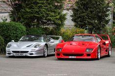 Ferrari Mondial, Ferrari F40, Maserati, Exotic Sports Cars, Exotic Cars, American Classic Cars, Indy Cars, Car Wallpapers, Amazing Cars