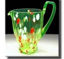 Vaseline Uranium Glass