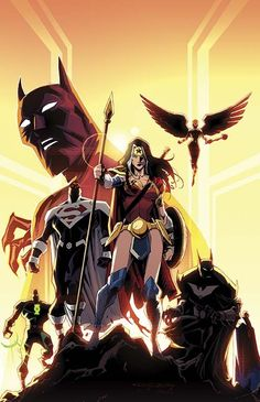 Wonder Woman is back, but what secret is she hiding? Meanwhile, Batman's journey through the dystopian world of the Justice Lords takes a deadly turn as he faces Lord Superman!